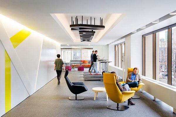 Mejores oficinas - Autodesk