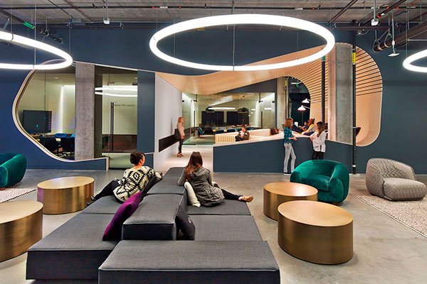 Mejores oficinas - Dropbox